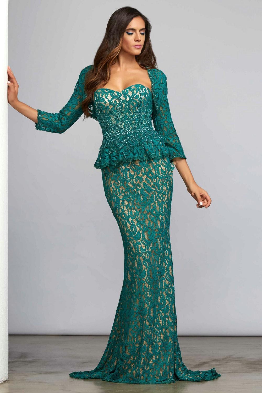 77fb85d42df16 Emerald Green Mother of Bride Dresses