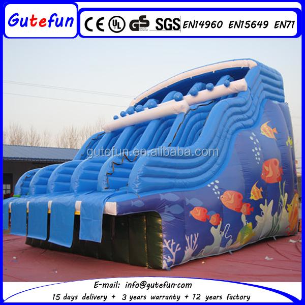 supply adultes enfants utilis natation toboggan de la piscine toboggan gonflable pour. Black Bedroom Furniture Sets. Home Design Ideas