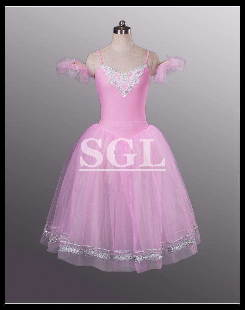 Aliexpress.com : Buy Free Shipping Adult Pink Long Dress ...
