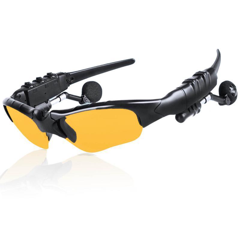 Ночного видения - затемняемые объектив для THB-368 беспроводная связь Bluetooth солнцезащитные очки гарнитура наушники музыка солнцезащитные очки линзы