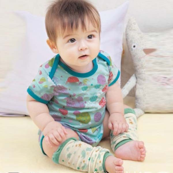 Multi Cartoon Pattern Kids Baby Socks Cotton Warm Knee Pad Protection Stocking