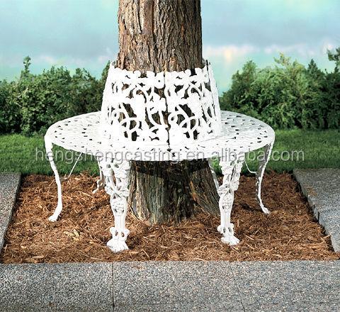 Aluminum Outdoor Bench Seat