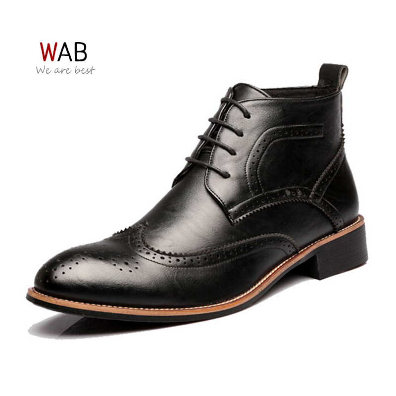 WAB 57 Winter Fashion Shoes For Men Popular Men's Flat