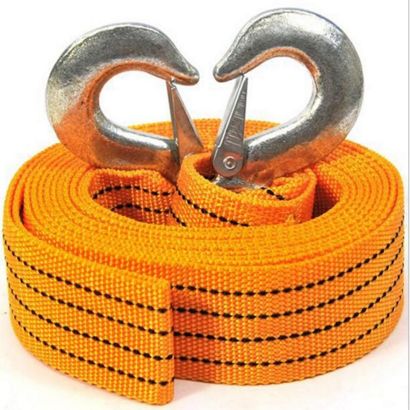 Универсальный автоэвакуация веревки линия с крючком 4 м