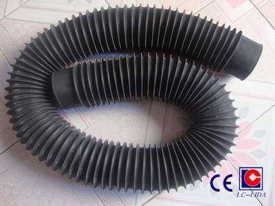 Rond type télescopique couches de protection machine à vis En gros, la fabrication, la production