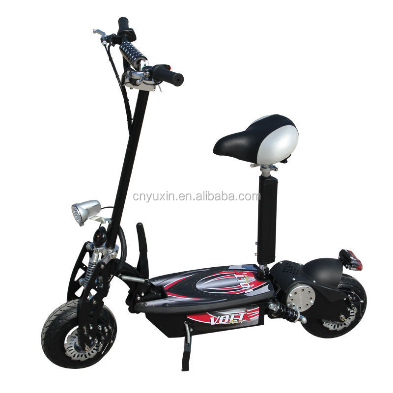 1000w 36v kids scooter folding electric scooter trike ...