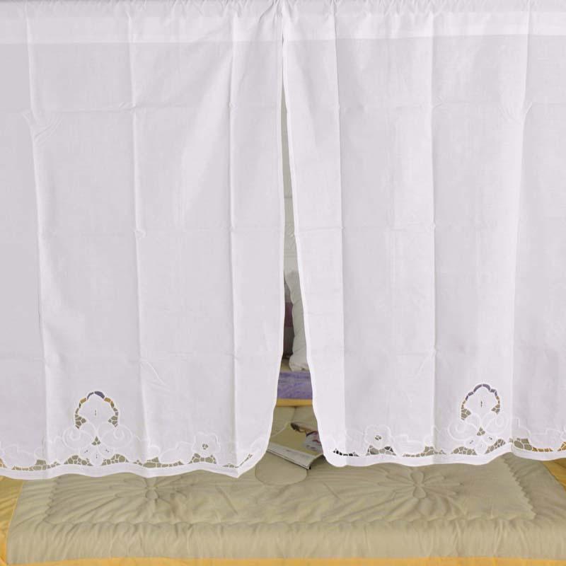 rideaux courts. Black Bedroom Furniture Sets. Home Design Ideas