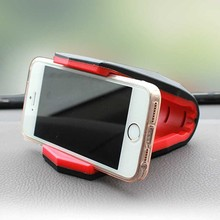 Universal Alligator Clips Stand Car Dashboard Phone Holder Mount Cradle Support Telephone gps Holder for Iphone mobile