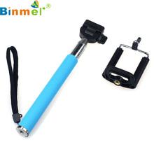 SimpleStone Binmer Extendable Handheld Telescopic Self-portrait Tripod Monopod For Camera Camcorder 60412