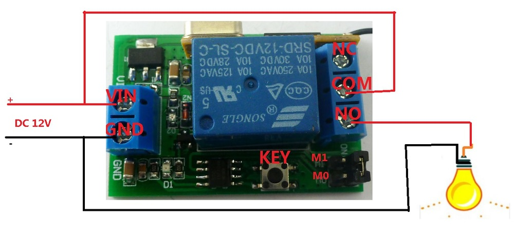 Electrical Relay Circuit Diagram Light Relay Wiring Diagram Toggle