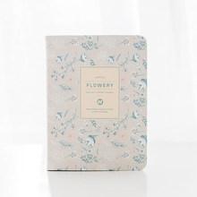 2020 Kawaii корейский винтажный цветочный ежедневник, еженедельный ежемесячный ежедневник, планер, бумага для органайзера, ноутбук A6 повесток(Китай)