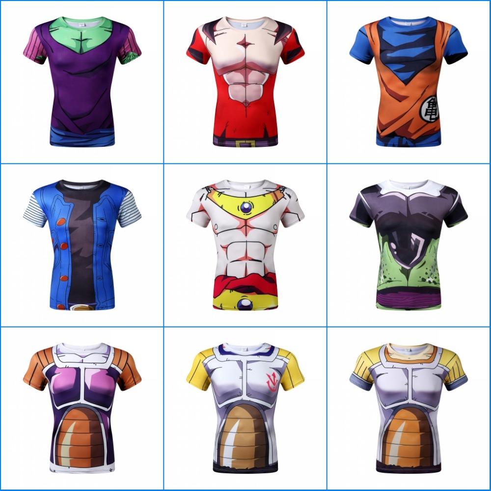 Dragon ball z clothing online