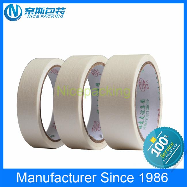 140mic 170mic adh sif caoutchouc cr pe papier masking tape rolls jumbo ruban adh sif id de. Black Bedroom Furniture Sets. Home Design Ideas