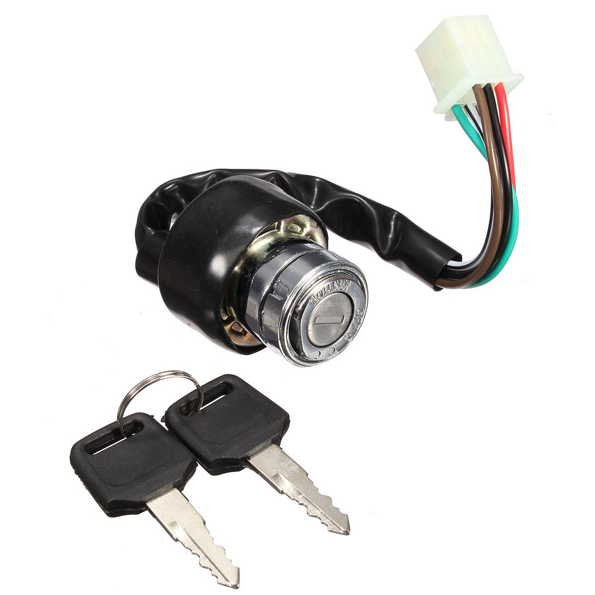 atv ignition switch wiring atv free engine image for 3 Wire Ignition Switch  Wiring Diagram