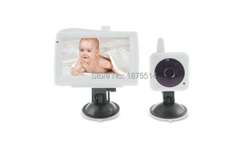 4.3 дюймов жк-экран видео-домофон автомобиль радионяня 2 разъём(ов) спикер мониторинг ночного видения беспроводной супер баба Electronia монитор