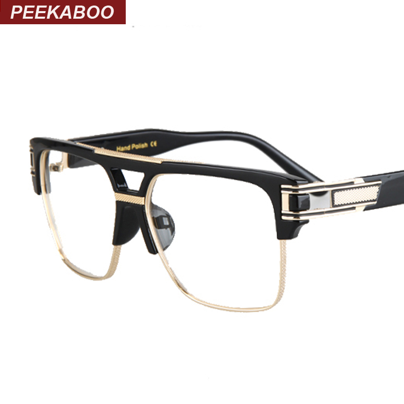 e2244b0f9030 Cheap Gold Frame Glasses Mens