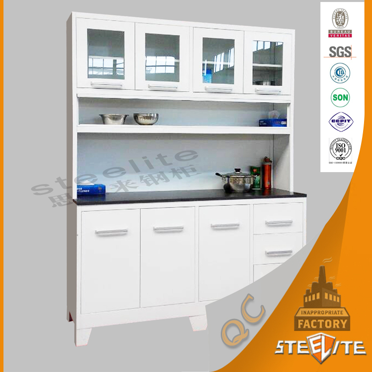 Stainless Steel Kitchen Cabinets Price: Made In China Industrial Stainless Steel Kitchen Pantry