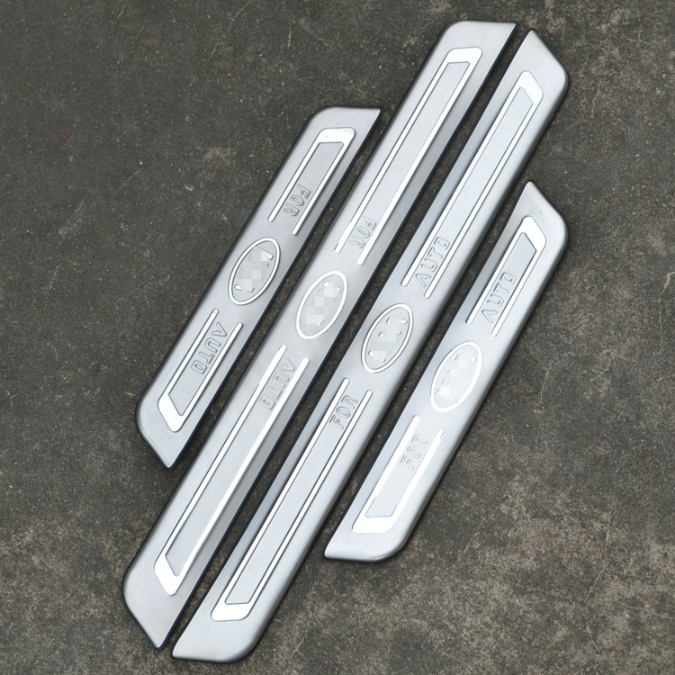 Car Door Sill Protectors Promotion Shop For Promotional