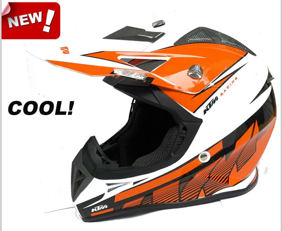 dot ktm exc motorcycle off road helmets capacete motocross. Black Bedroom Furniture Sets. Home Design Ideas