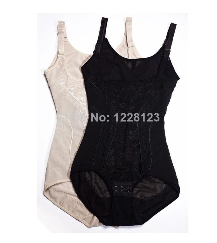 Женщин пластика управление Underbust для похудения Shapewear тело формирователь жилет костюм