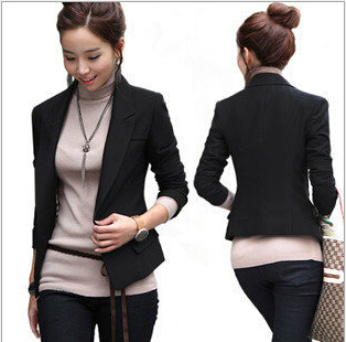 Women's blazers are back with more class and style than ever! Show the world who you really are in one of our beautiful, well-made blazer. Different Cuts for Different Occasions: Create a whole new fashion silhouette with our beautiful selection of single breasted or double-breasted styles.