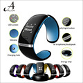 Smart Watch Wristband L12S OLED Bluetooth Bracelet Wrist Watch Design for IOS iPhone Samsung Android Phones