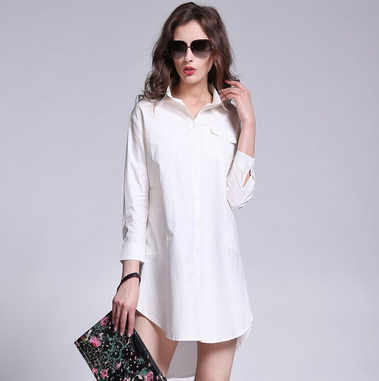 Explore women's white dresses with long sleeves, ¾ sleeves, cap sleeves and sleeveless styles so you can be comfortable in either creamy winter whites or summertime bright whites. Don't forget to take a look at white shoes and purses while you're here, as well as dresses in every color of the rainbow.