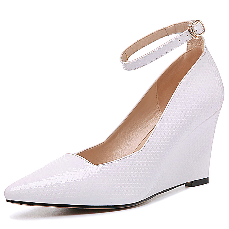 Find great deals on eBay for White Wedges in Women's Clothing, Shoes and Heels. Shop with confidence.
