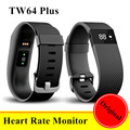 2016 Fashion Heart Rate Monitor Smart Band Inteligente Pulse New Smartband Sport Wristband OLED Display Smart