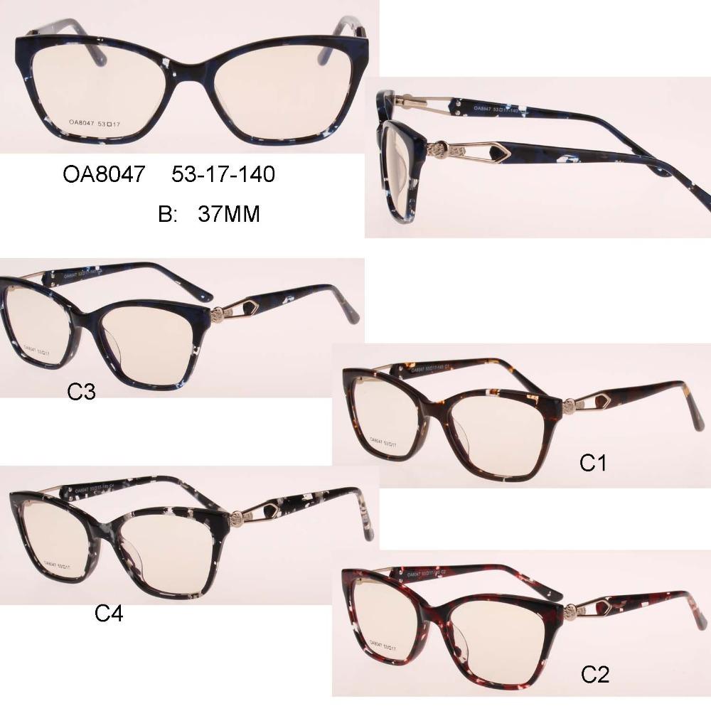 b515991fbd Wholesale Eyewear Accessories Men Eyes Vintage Glasses Frames Women Retro  Optical Frame Eyeglasses Oculos de grau Cat Eye Nerd