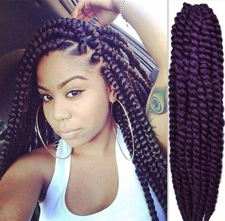 15 Hair 18havana Mambo Twist Braid Extension Crochet