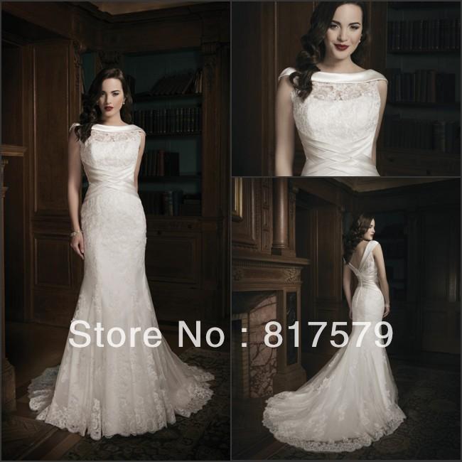 Spanish Lace Wedding Gown: Alibaba China Mermaid Ground Long Train Organza Spanish