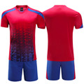 New football jerseys mens soccer training suits with pocket can customized name number logo soccer jerseys