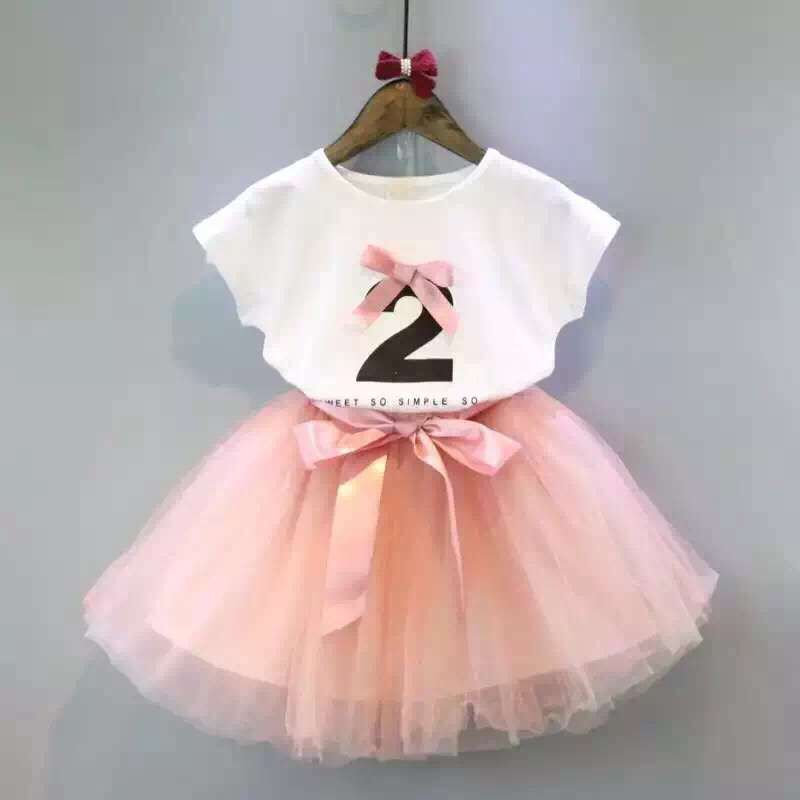 NEW design children s clothing summer set child flower female vest polka dot harem pants twinset