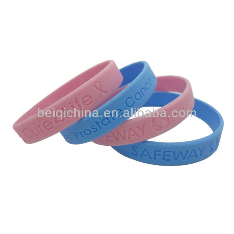 Customized Silicone Bracelets 56