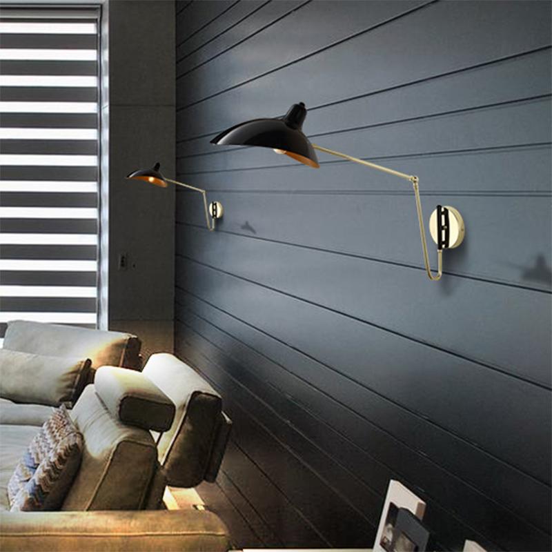 lampada serge mouille promozione fai spesa di articoli in promozione lampada serge mouille su. Black Bedroom Furniture Sets. Home Design Ideas