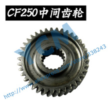 CF250 Middle Gear CH250 CN250 ATV 172MM Intermediate Gear CF 250cc Water Cooled Scooter Engine Parts Wholesale CFMOTO