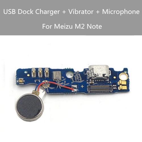 Оригинальные детали для Meizu M2 примечание USB для док-порт зарядки + микрофон микрофон вибратор мото модуль замена в наличии тестирование
