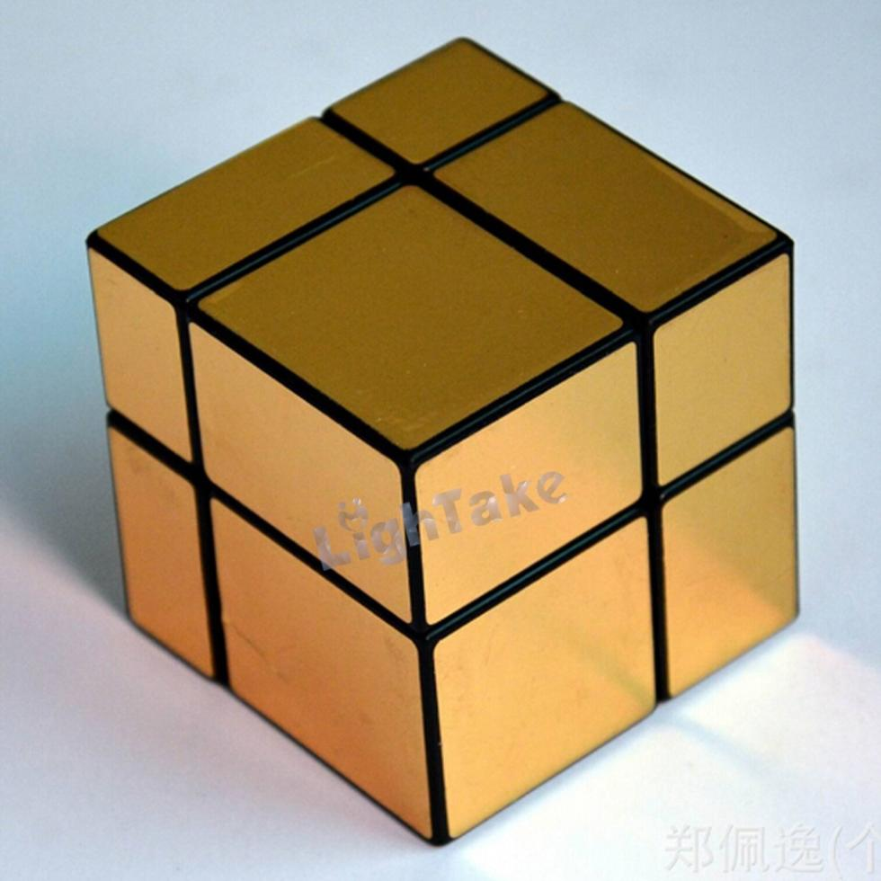 FangGe MiTu Mirror Cube 2x2x2 57mm Puzzle Magic Cubes Brain Teaser Toys