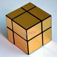 FangGe MiTu Mirror Cube 2x2x2 57mm Puzzle Magic Cubes Brain Teaser Toys