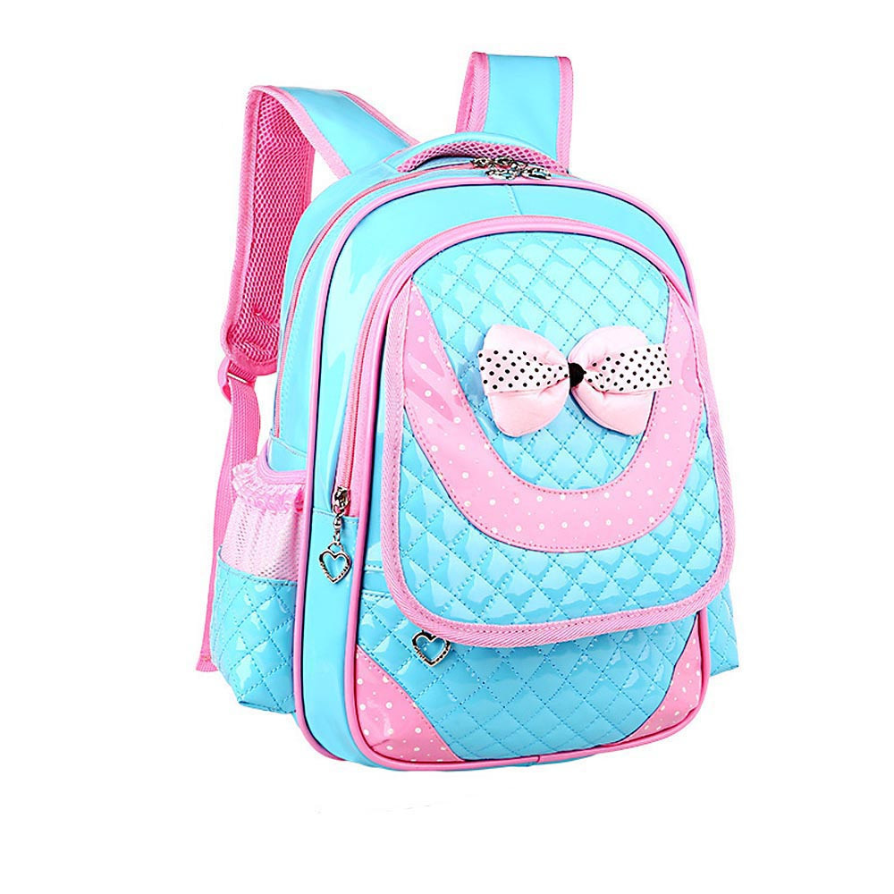 She has to take her stuff to school, but she has to look good, too. Give her what she needs with cute girls' backpacks from Finish Line. Offered in fun colors, eye-catching prints and cool materials from brands like Jansport and Nike, there are plenty of kids' backpacks and bags for school .