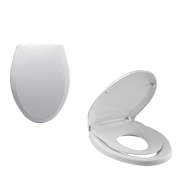 Red Child Toilet Seat Elongated Child Adult Toilet Seat