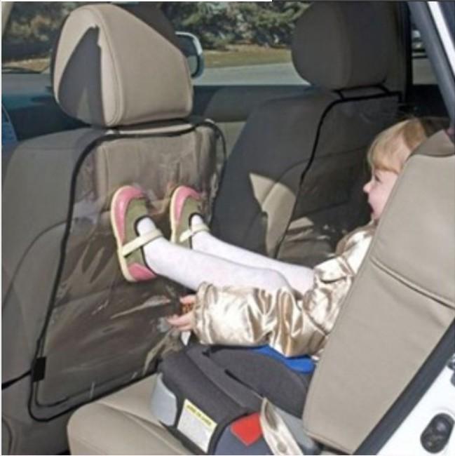 Сиденья автомобиля протекторы детей защитить задней части авто сиденья чехлы для детских собак от грязи на сиденья