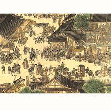Деревянные деревянные пазлы 1000 шт, Деревянные железные коробки, пазлы для взрослых, разные сценические стили, Детские обучающие игрушки(Китай)