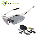 Hot RockBros Polarized Cycling Sun Glasses Outdoor Sports Bicycle ciclismo Road Bike MTB Sunglasses TR90 Goggles