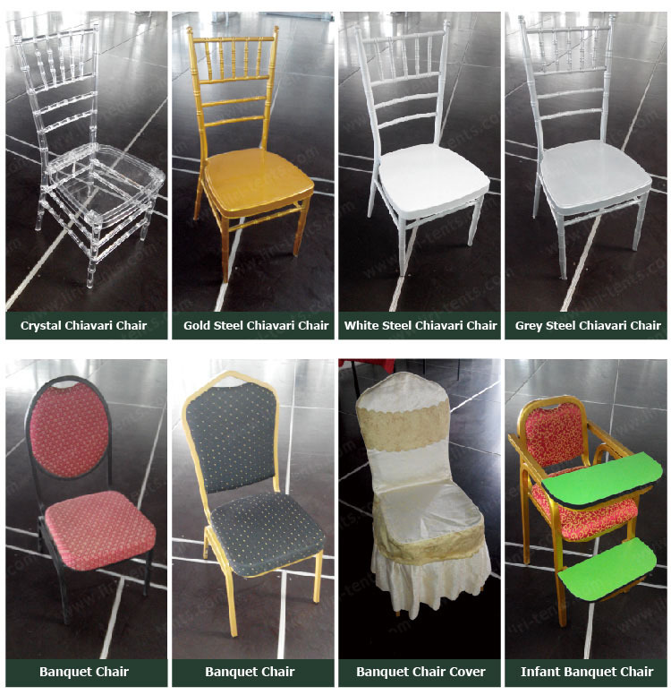 Banquet Chairs And Tables For Wedding Party Event For Sale