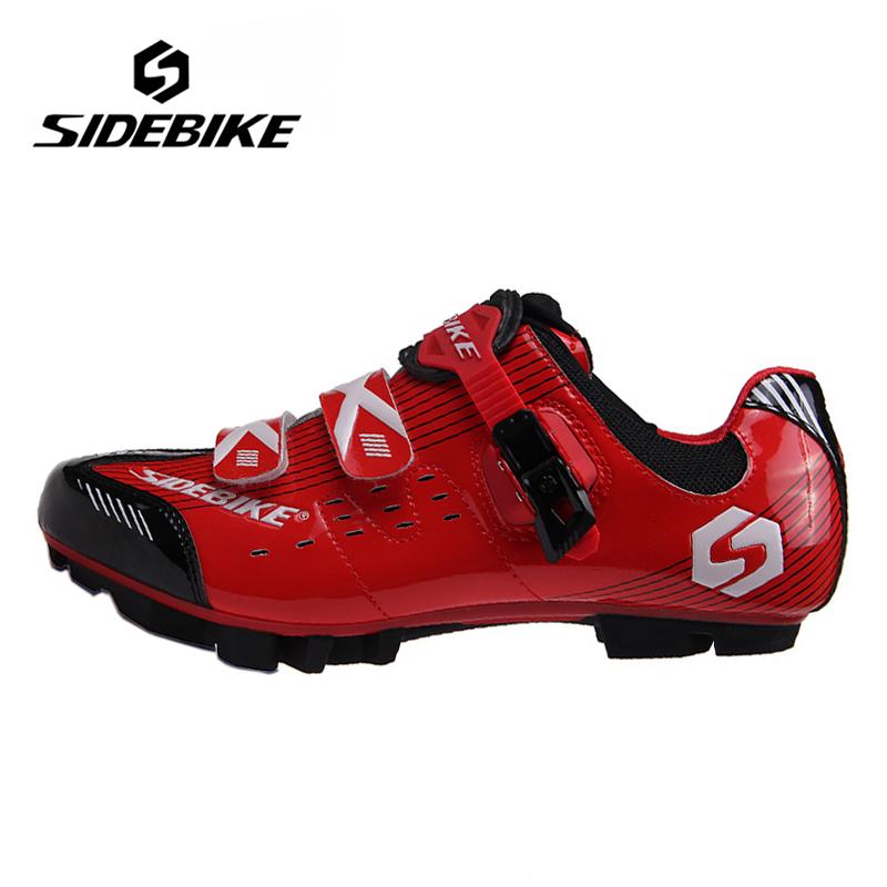 SIDEBIKE Professional Bicycle Cycling Nylon TPU Sole Shoes ...