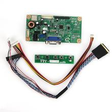 M.RT2270 LCD/LED Controller Driver Board(VGA) LVDS Monitor Reuse Laptop 1366×768 For LP156WH2(TL)(AA) CLAA156WA11A