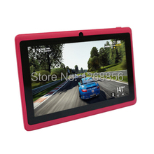 Low Price!! Yuntab 7 inch android tablet pc Q88,  A23, Dual core, DDR3 512MB ROM 4GB Wifi dual Camera, free shipping