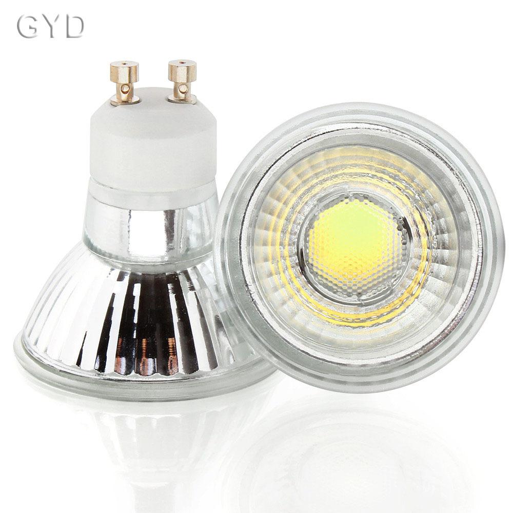 4x super bright gu10 bulbs light dimmable led warm white220v 230v 10w gu10 cob led lamp light. Black Bedroom Furniture Sets. Home Design Ideas